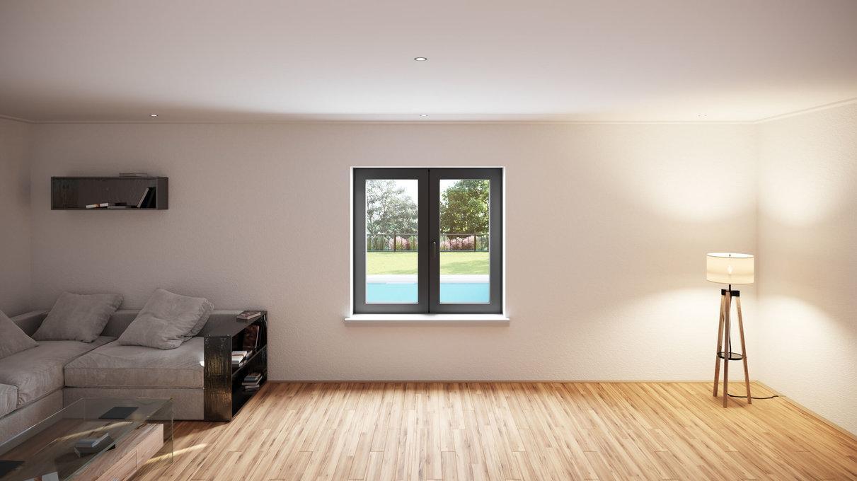 Maintenance of aluminum windows
