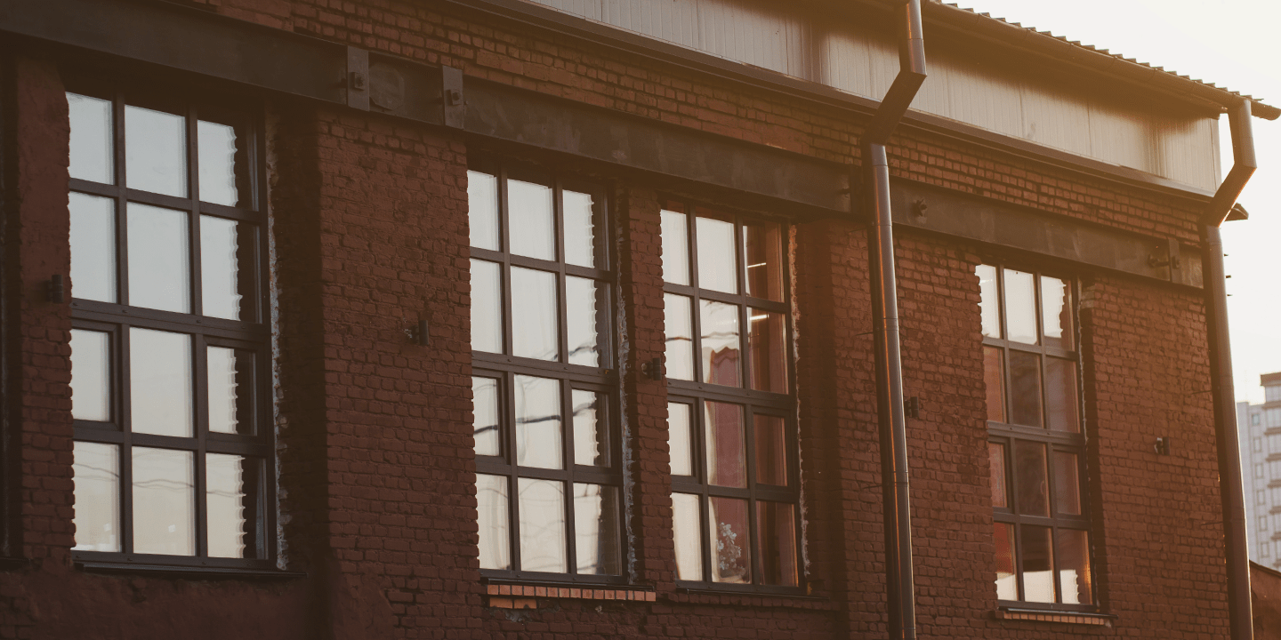 The history of the window making